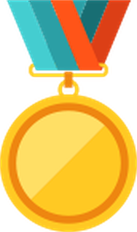Big medal icon